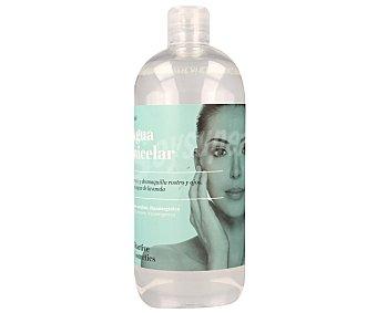 Diactive Agua micelar para limpiar y desmaquillar rostro y ojos Bote 500 ml