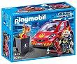 Escenario de juego Coche de bomberos con figura y accesorios, City Action 9235 playmobil  Playmobil