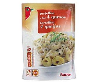Auchan Tortellini 4 Quesos 150 Gramos