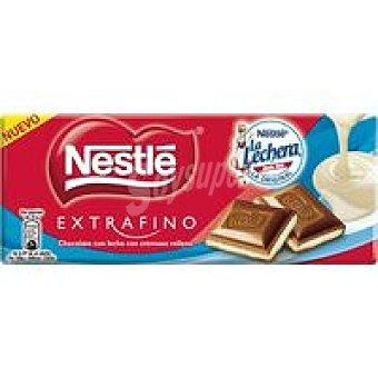 NESTLE Chocolate con leche la lechera 100 g