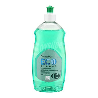 Carrefour Eco Planet Lavavajillas liquido 500 ml