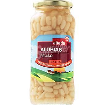 ALIADA alubia blanca cocida frasco 400 g