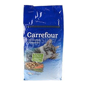 Carrefour Comida para Gato 2 kg