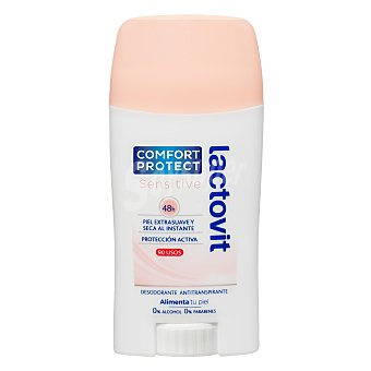 Lactovit Desodorante Comfort Protect Sensitive 1 ud
