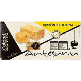 ARTESANIA Turrón Jijona Caja 300 g