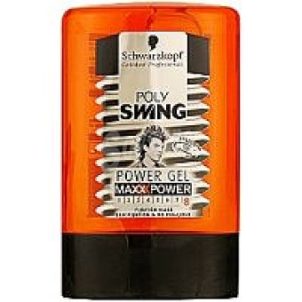 Polyswing Schwarzkopf Gel Power look Caos Bote 150 ml