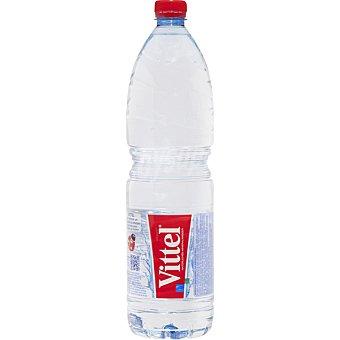 Vittel Agua mineral 6 botellas de 1,5 litros