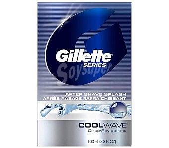 Gillette After shave locion coolwave 100 ml
