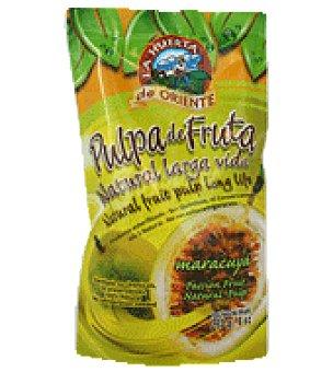 Huerta de Oriente Pulpa de fruta sabor a maracuya 250 g