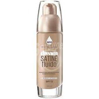 MAYBELLINE Maquillaje fluido Satin 045 1 unidad