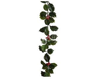 Edelman Guirnalda de acebo verde de 182x8x8 centímetros, edelman.