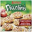 Capricciosa: jamón y queso 9 unidades - 270 g Buitoni Piccolinis