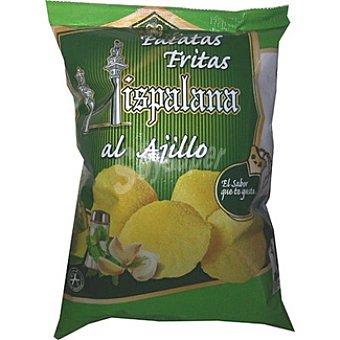Hispalana Patatas fritas al ajillo Bolsa 130 g