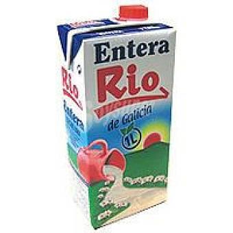 RIO de Galicia Leche Entera Brik 1 litro