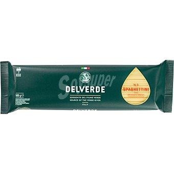 DELVERDE Espaguetti bronzo Paquete 500 g