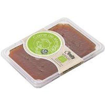 Emily Foods Carne de membrillo ecológico Bandeja 240 g