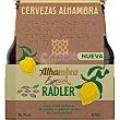 Cervezas alhmbra radler Pack 6 uds. x 25 cl Alhambra