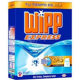 Wipp Express Detergente en polvo para máquina Maleta 65 dosis