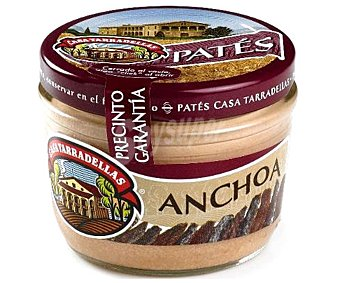 Casa Tarradellas Paté de anchoa sin gluten 125 gramos