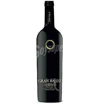 Bajoz Vino toro gran tinto autor 75 cl