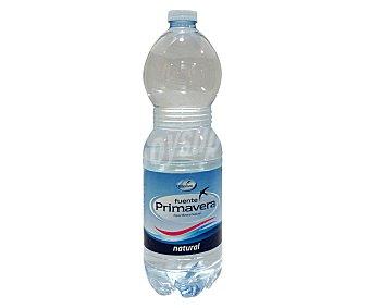 Fuente Primavera Agua Mineral 1,5 Litros