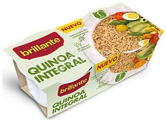 Brillante Vasitos Arroz Quinoa integral 2 x 125 g