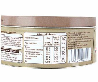 Auchan Galletas Danesas de Mantequilla y Chocolate 400 Gramos