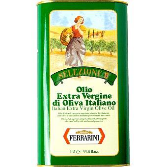 Ferrarini Aceite de oliva virgen extra Lata 1 l