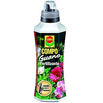 Compo Fertilizante liquido con guano para favorecer el aroma y la floracion Botella 1 l