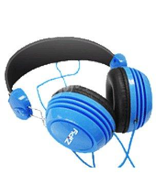 Zipy MP4 iguana 4 GB azul+auriculares