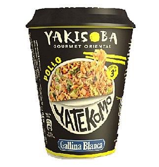 Gallina Blanca Yatekomo Yakisoba Pollo 100 g