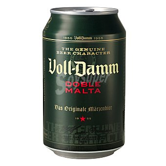 Voll-damm Cerveza extra 33 CL