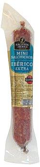 LA HACIENDA DEL IBERICO Salchichon iberico mini *navidad* 250 g