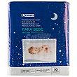 Protector para cama de bebe 60x60 Paquete 10 unid Eroski