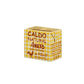 Aneto Caldo natural de pollo 500 ml