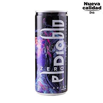 DIA Bebida energética zero EL diablo Lata 25 cl