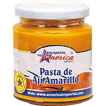 AMERICA IMPORT Pasta de ají amarillo Frasco 205 g