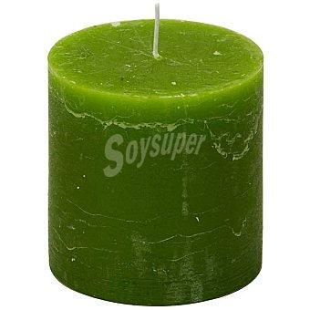 SPAAS Vela rústica exterior de citronella en color verde