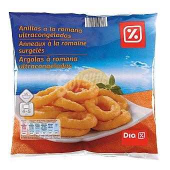 DIA Anillas de calamar a la romana Bolsa 500 g