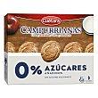 Galletas campurrianas 0% azúcares añadidos Caja 400 gr Cuétara