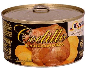 Rogusa Codillo con patatas Lata de 370 g