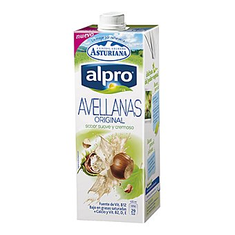 Alpro - Central Lechera Asturiana Bebida de avellanas 1 l