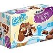 Royne cono de helado nata y chocolate sin gluten sin lactosa 4 unidades Estuche 480 ml Special Line