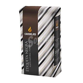 Candelas Café en grano natural Paquete 500 g