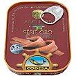 Filetes de anchoa del Cantábrico en aceite de oliva Lata 32 g neto escurrido Codesa serie oro