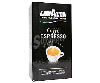 Lavazza Caffè Espresso intenso molido 100% Premium arábica paquete 250 g Paquete 250 g
