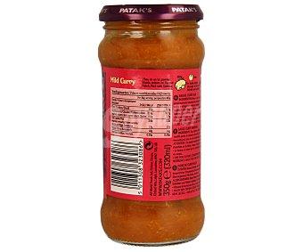 Patak's Salsa de curry 350 gramos