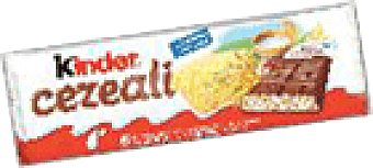 Kinder kinder cereali Chocolate T-6 141 GRS