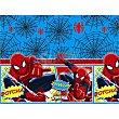 Mantel incividual plegado 120x180 cm 1 unidad Spiderman Marvel