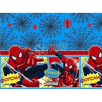 Spiderman Marvel Mantel incividual plegado 120x180 cm 1 unidad